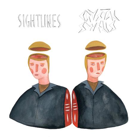 Sightlines / Crystal Swells Split 7-inch
