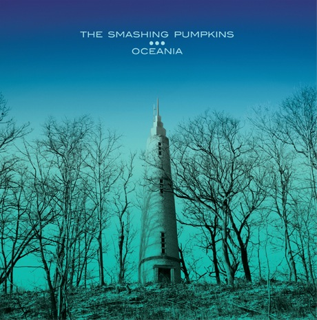 Smashing Pumpkins Reveal 'Oceania' Artwork, Tracklist
