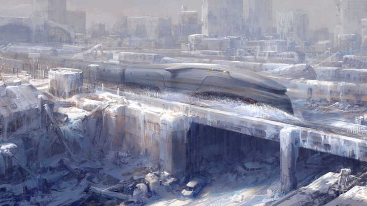 The 'Snowpiercer' TV Series Is Finally Coming