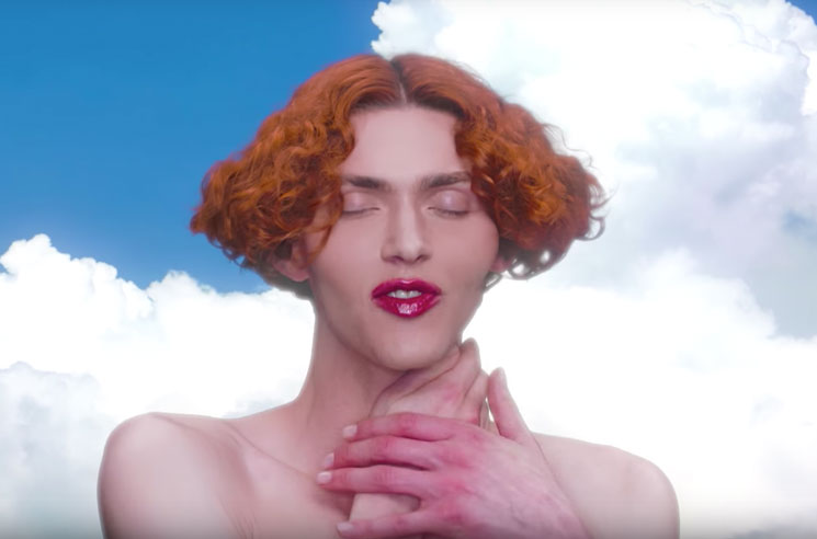 "SOPHIE ""It's Okay to Cry"" (video)"