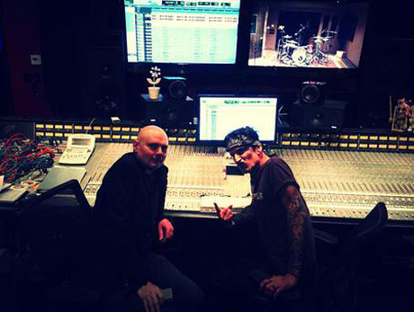 Tommy Lee Drumming on Smashing Pumpkins' 'Monuments to an Elegy'