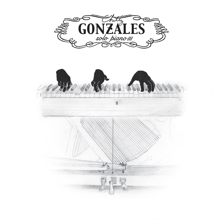 Chilly Gonzales Dedicates Songs to Migos, Eric Andre and Daft Punk on 'Solo Piano III'