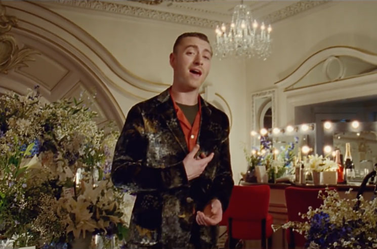 "Watch Sam Smith's Continuous-Shot Video for ""One Last Song"""