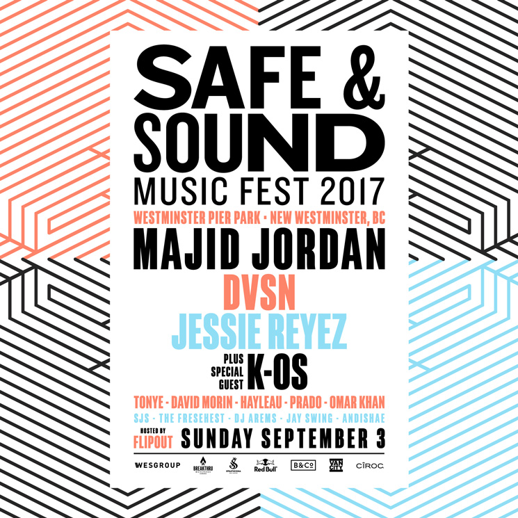 BC's Safe & Sound Music Fest Gets Majid Jordan, dvsn for Inaugural Edition