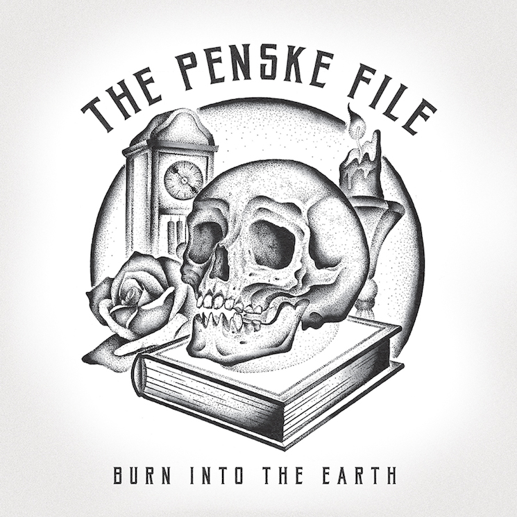 The Penske File 'Burn into the Earth' (album stream)