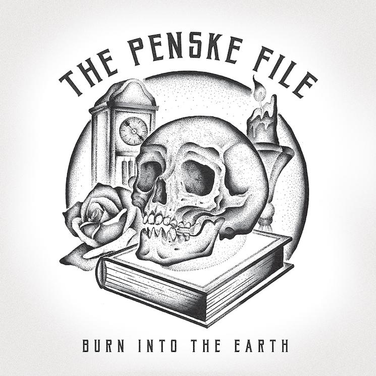The Penske File 'Burn into the Earth' (album stream)
