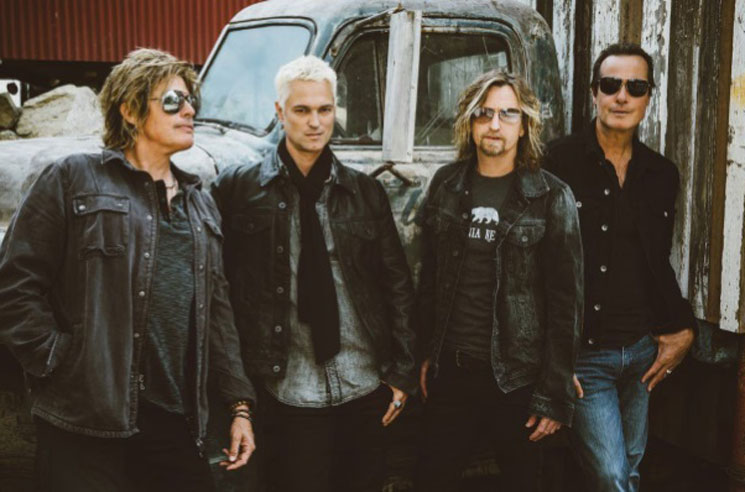 Stone Temple Pilots Reveal New Lead Singer Jeff Gutt of Dry Cell