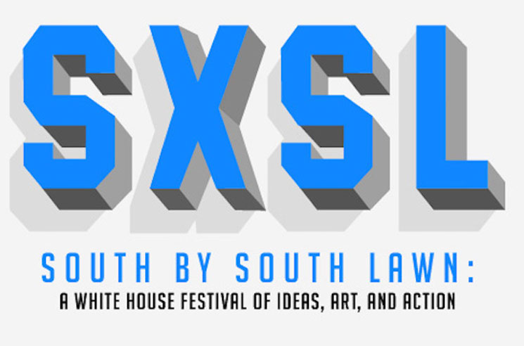 SXSW Is Throwing a One-Day Music Festival on the Lawn of the White House