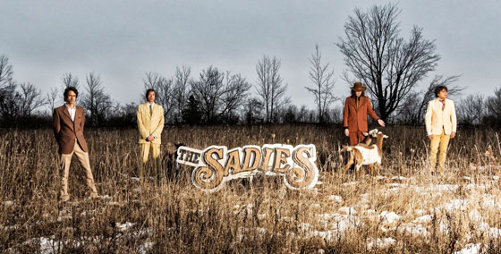 The Sadies Map Out Canadian Tour Dates