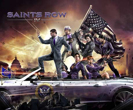 Saint's Row IV PS3 / PC / Xbox 360