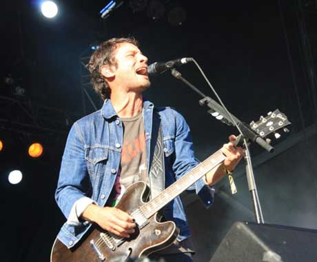 Sam Roberts Band Juan De Fuca Recreation Centre, Victoria BC, July 14
