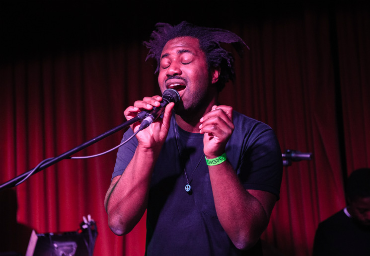 Sampha, Matthew Good and Hillside Inside Lead This Week's Can't Miss Concerts