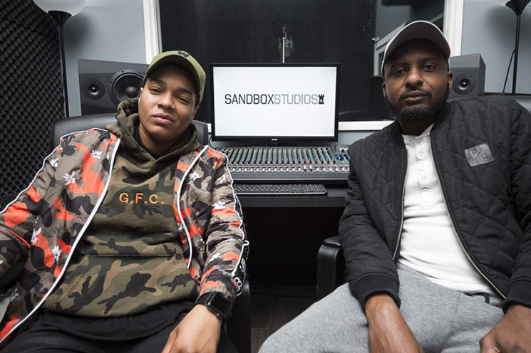 Sandbox Studios Provides Low-Cost Recording and Support for Marginalized Toronto Communities