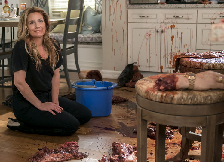 'Santa Clarita Diet' Is Hungry to Ramp Up Suburban Drama in Season Two