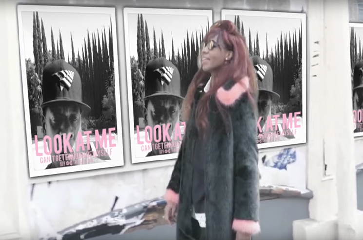 "Santigold ""Can't Get Enough of Myself"" (official linear video)"