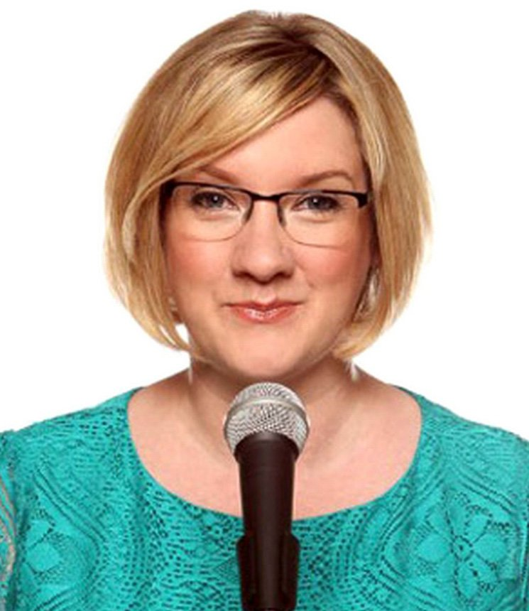 Sarah Millican L'Astral, Montreal QC, July 24