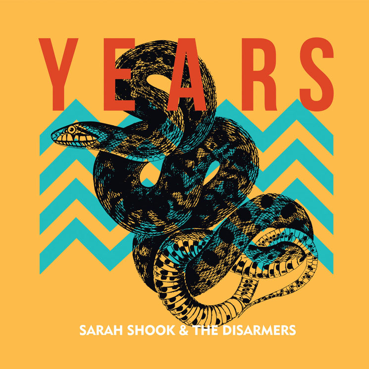 Sarah Shook & the Disarmers Years
