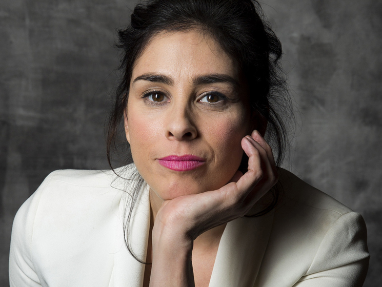 Sarah Silverman / Charlie Demers Queen Elizabeth Theatre, Vancouver BC, February 25