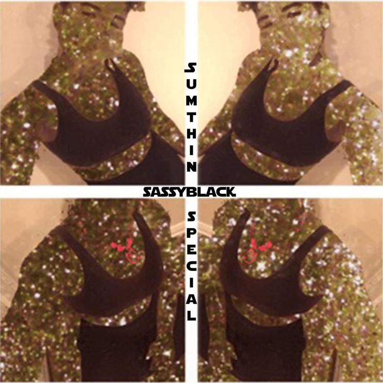 SassyBlack 'Sumthin Special' (EP stream)