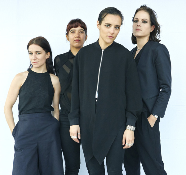 Savages Look Inward for 'Adore Life'