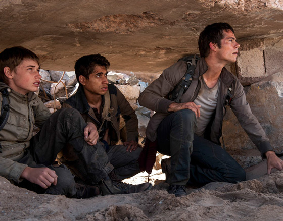 Solving 'The Maze Runner' Exclaim!'s Predictions for 'The Scorch Trials'
