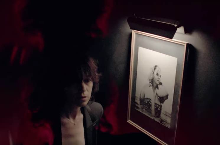 ​Charlotte Gainsbourg Tours Her Father Serge Gainsbourg's Old Home in 'Lying with You' Video
