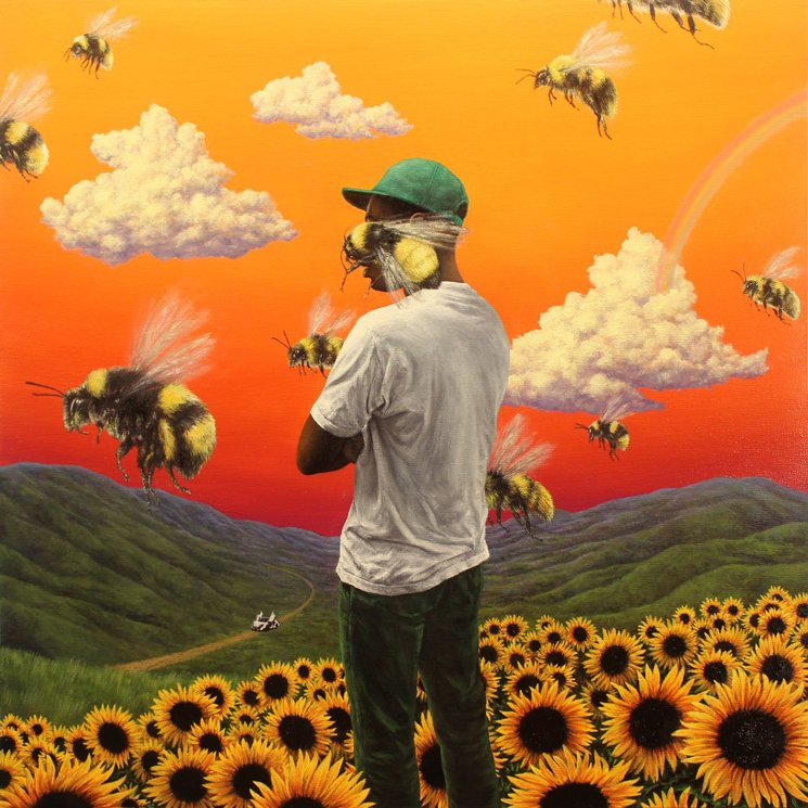 Tyler, the Creator Announces 'Scum Fuck Flower Boy' LP