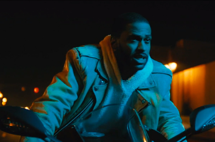 "Big Sean ""Sacrifices"" (ft. Migos) (video)"