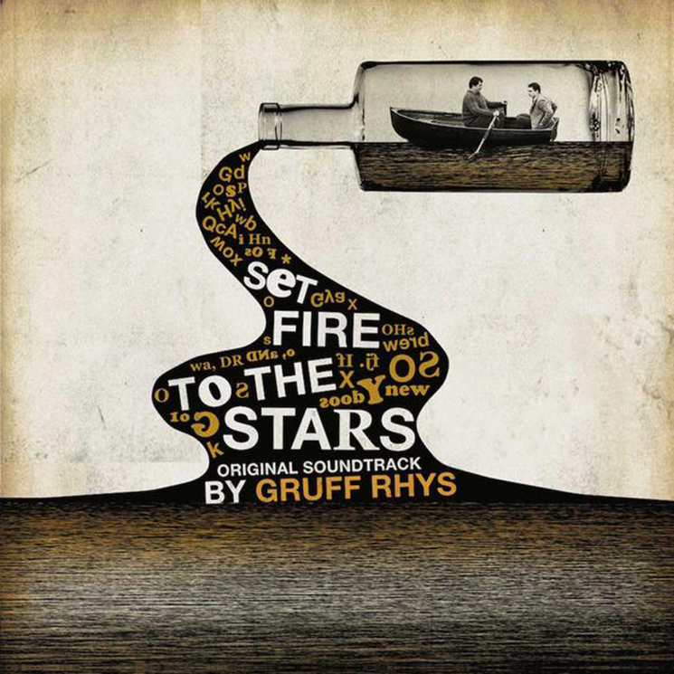 Gruff Rhys Details Soundtrack for Elijah Wood's 'Set Fire to the Stars'