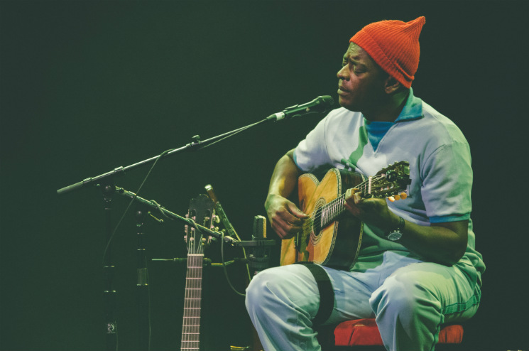 Seu Jorge Extends North American 'Life Aquatic' David Bowie Tribute Tour