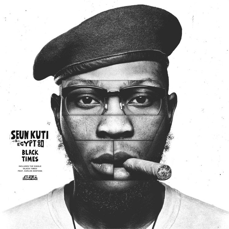 Seun Kuti & Egypt 80 Black Times