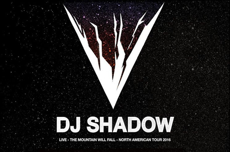 DJ Shadow Plots Fall North American Tour