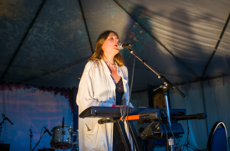 Lydia Ainsworth Artscape Gibraltar Point, Toronto ON, August 21