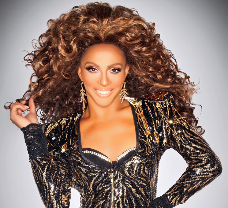 Shangela The Exclaim! Questionnaire