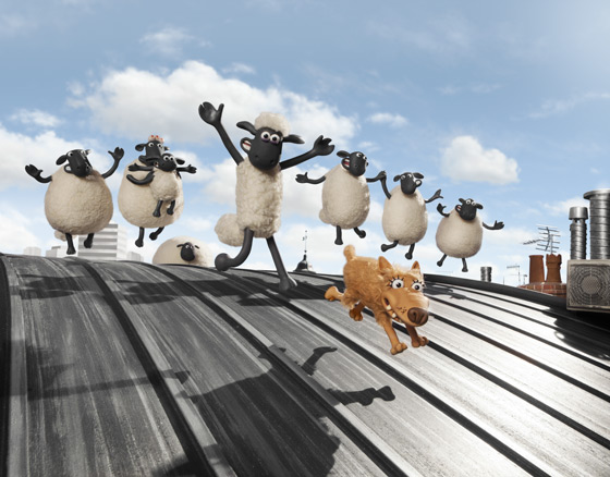 Shaun the Sheep Movie Mark Burton & Richard Starzak