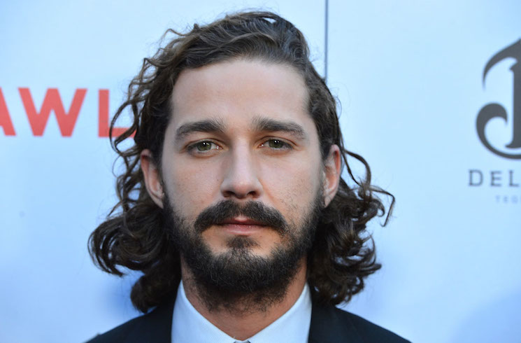 Shia LaBeouf Hospitalized with Massive Head Injury