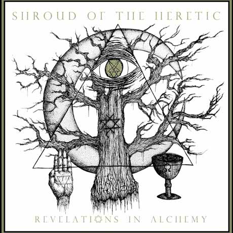 Shroud of the Heretic Revelations in Alchemy