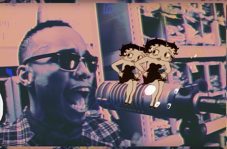 """NxWorries """"Sidepiece"""" (video)"""