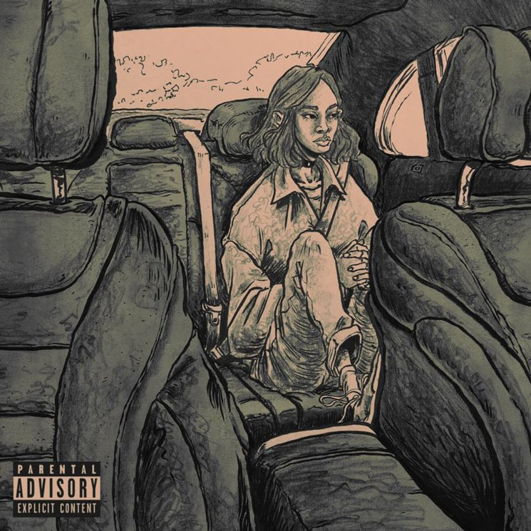 "Little Simz ""Backseat"""