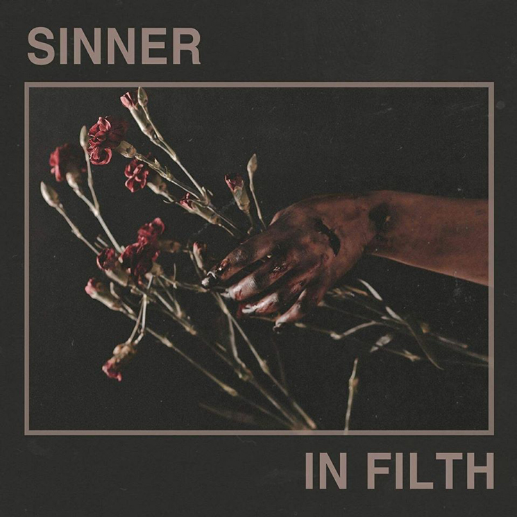 Sinner 'In Filth' (EP Stream)