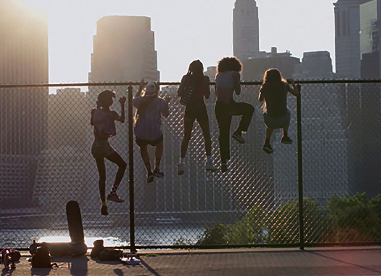 'Skate Kitchen' Review: NYC Skater Culture Through a Different Lens Directed by Crystal Moselle