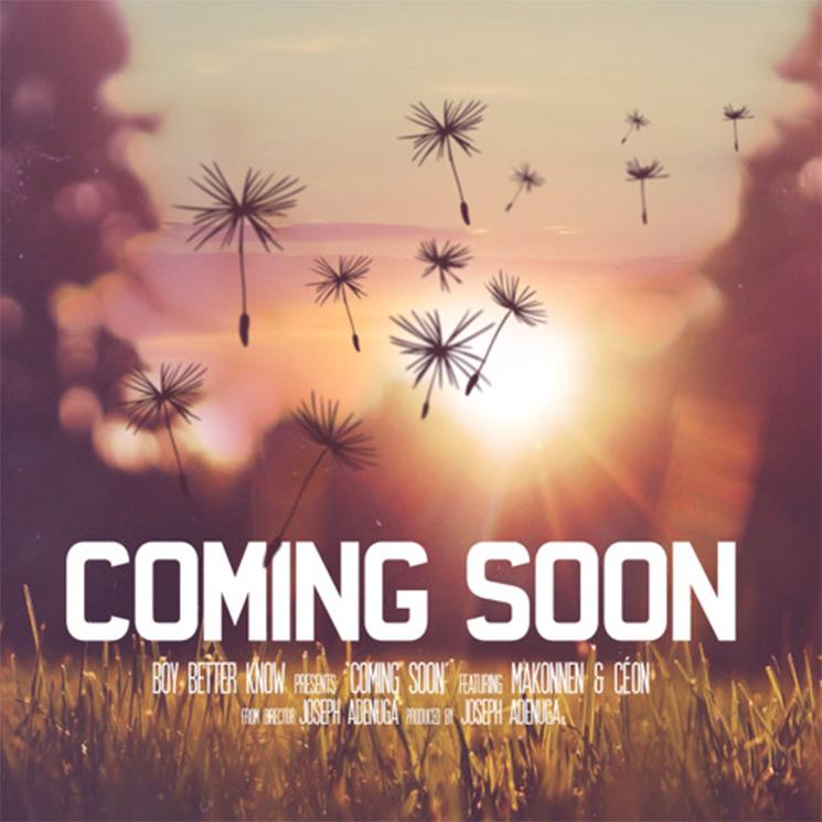 """Skepta """"Coming Soon"""" (ft. ILOVEMAKONNEN & Ceon)"""