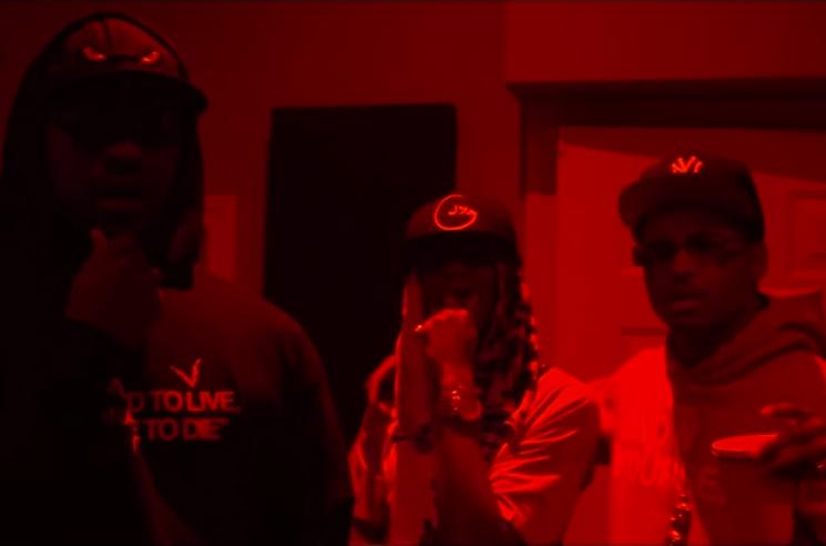 Smoke Dawg 'Overseas' (ft. Skepta) (video)