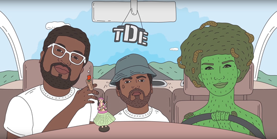 "Lance Skiiiwalker ""Toaster"" (ft. ScHoolboy Q) (video)"