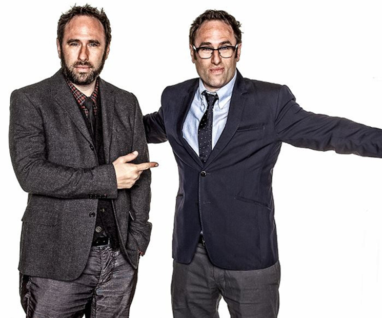 The Sklar Brothers Royal Theatre, Toronto ON, March 26