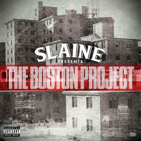 Slaine The Boston Project