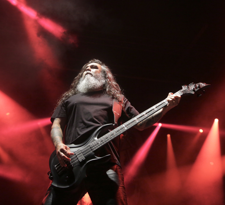 Slayer Loto Quebec Stage, Montebello QC, June 20