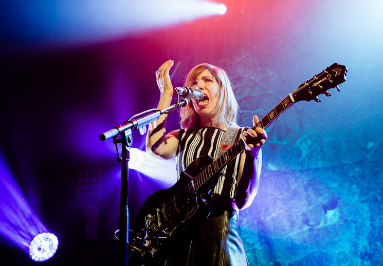​Sleater-Kinney The Sound Academy, Toronto ON, March 2