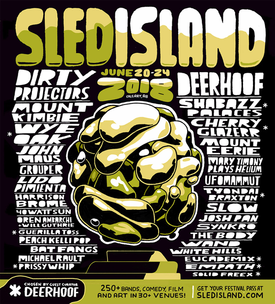 ​Sled Island Expands 2018 Lineup with Thundercat, No Warning, El Perro del Mar