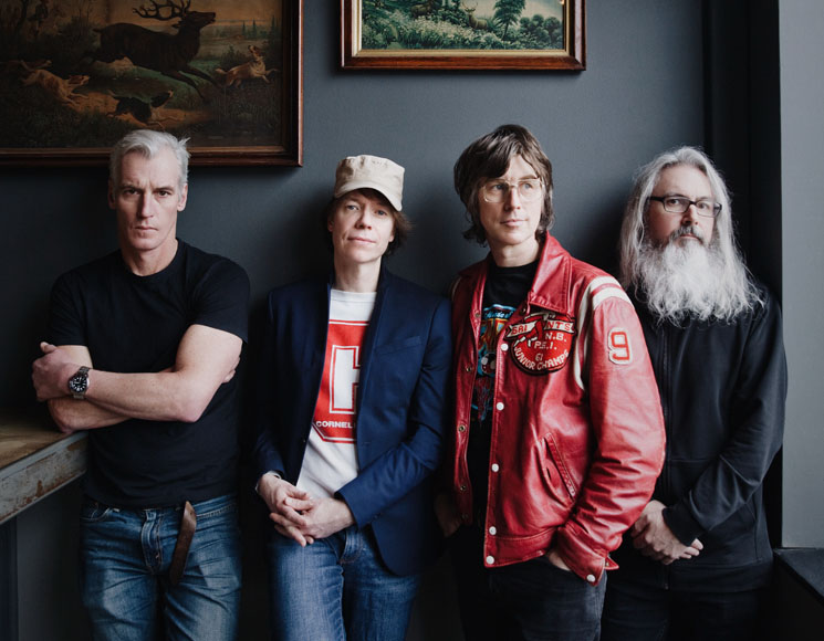 ​Sloan's Patrick Pentland Pulls Out of Upcoming Shows Due to Family Illness